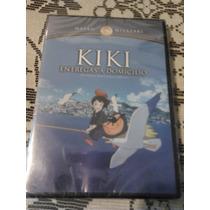 Kiki Entregas A Domicilio Estudio Ghibli Dvd Hayao Miyazaki