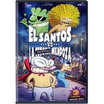 El Santos Vs Voluptuosa Mendoza, Pelicula En Formato Dvd