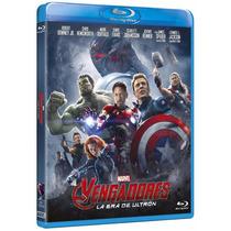 Los Vengadores La Era De Ultron , Pelicula Preventa Blu-ray