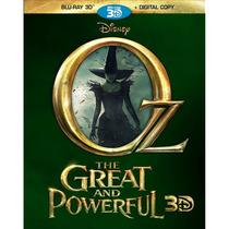 Oz El Poderoso En 3d ( Bluray 3d ) Nuevo Y Original Lbf