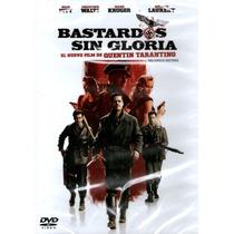 Dvd Bastardos Sin Gloria ( Unglourious Basterds ) - Quentin