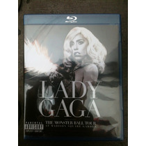 Lady Gaga The Monster Ball Tour At Msg ( Bluray ) Nuevo Lbf