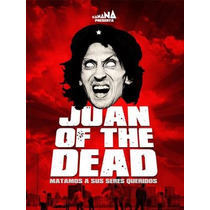 Juan Of The Dead De Los Muertos Cine Cuba Horror Comedia Dvd