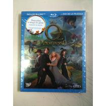 Oz El Poderoso ( Bluray + Dvd ) Nuevo Y Original Lbf