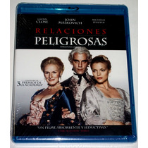 Película Relaciones Peligrosas (1988) En Bluray! Glenn Close