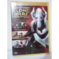 Star Wars The Clone Wars Temp. 1 Vol. 3 Dvd Original