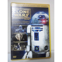 Star Wars The Clone Wars Temp. 1 Vol. 2 Dvd Original