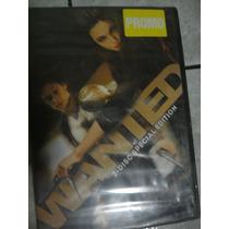 Se Busca (wanted) Película Original Dvd