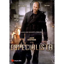 Dvd El Especialista ( The Mechanic ) - Simon West