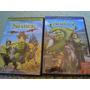 Shrek 1 Y 2 Dvds Pelicula Animada Dream Works