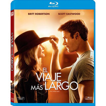 El Viaje Mas Largo , The Longest Ride , Pelicula Blu-ray