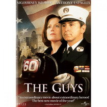 The Guys Dvd Sigourney Weaver & Anthony Lapaglia