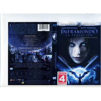 Inframundo La Evolucion - Underworld Evolution Dvd