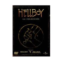 Hellboy La Coleccion, Boxset Con Las 2 Peliculas En Dvd