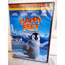 Pelicula Happy Feet La Pelicula En Formato Dvd.