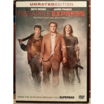 Dvd Pineapple Express Con James Franco Y Seth Rogen