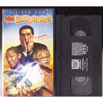 Pelicula Vhs Mini Campeones (like Mike)