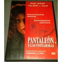 Dvd Pantaleón Y Las Visitadoras Con Angie Cepeda