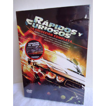 Pentalogia De Rapidos Y Furiosos La Coleccion Completa, Dvd