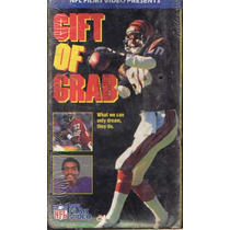 Documental Vhs Gift Of Grab, Nfl Films