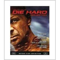 Duro De Matar Tetralogia En Formato Dvd. Las 4 Peliculas
