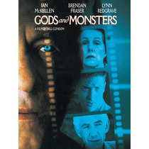 Dvd Gods And Monsters ( Dioses Y Mounstros) Tematica Gay