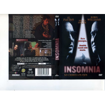 Insomia Dvd