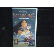 Pelicula Vhs Pocahontas