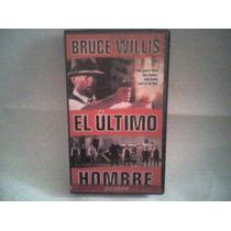 Pelicula Vhs El Ultimo Hombre(last Man Standing)bruce Willis