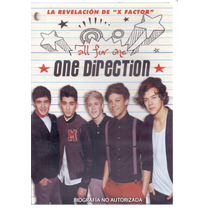 One Direction , All For One , Película Dvd