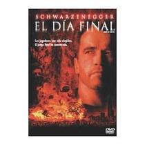 Dvd El Dia Final Arnold Schwarzenegger Nuevo