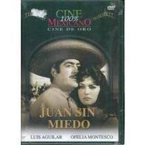 Dvd Juan Sin Miedo Luis Aguilar Nuevo Envio Inmediato