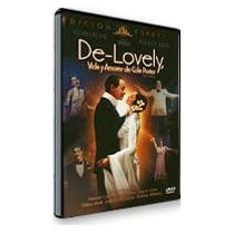 De-lovely Dvd Nuevo Pelicula Kevin Kline Alanis Morissette