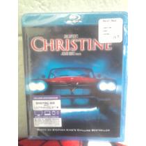 Blu Ray Cristine Stephen King Christine Subtitlos Español