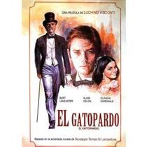 Dvd El Gatopardo Alain Delon Nuevo Envio Inmediato