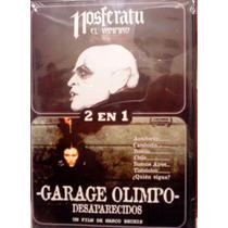 Dvd Nosferatu De Werner Herzog Y Desaparecidos-garage Olimpo