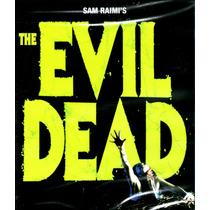 Evil Dead (el Despertar Del Diablo 1981) Blu Ray