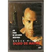 Duro De Matar Dvd Bruce Willis