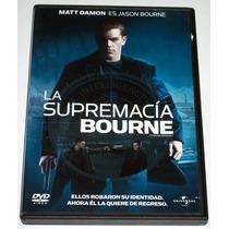 Dvd La Supremacia Bourne / The Bourne Supremacy 2004!! Flr