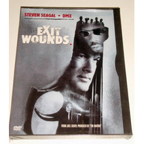 Dvd Red De Corrupcion, Exit Wounds, Steven Seagal, Dmx