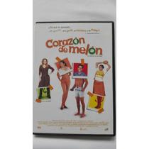 Película Corazón De Melón Dvd Original, Usada.