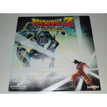 Dragon Ball The Movie Laser Disc Vmj