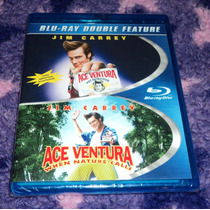 Ace Ventura 1 Y 2 - Bluray Importado Usa Clasico Jim Carrey