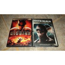 Dvd Riddick Coleccion