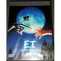 Dvd E.t. El Extraterrestre Steven Spielberg Drew Barrymore