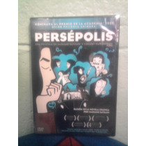 Dvd Persepolis Caricatura Anime Dc Marvel Comics