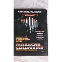 Dvd De La Pelicula/documental:masacre En Columbine 2005