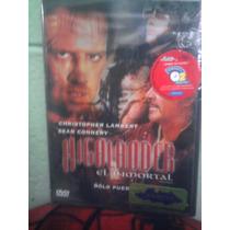 Dvd Higlander El Inmortal Ficción Star Wars Subtitulos Esp.