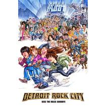 Detroit Rock City (rockeros Rebeldes) Kiss Vhs Original