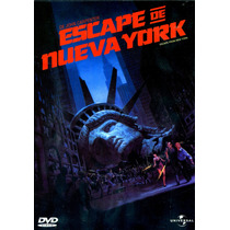 Dvd Escape De Nueva York ( Escape From New York ) 1981 - Joh